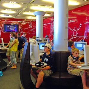 Интернет-кафе Ейска