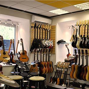 Музыкальные магазины Ейска