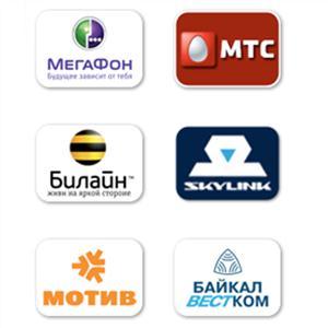 Операторы сотовой связи Ейска