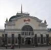 Железнодорожные вокзалы в Ейске