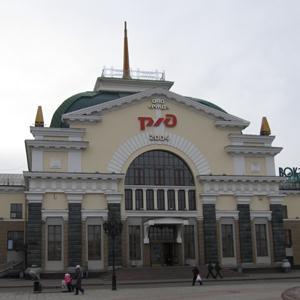 Железнодорожные вокзалы Ейска